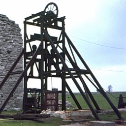 magpie_mine headframe